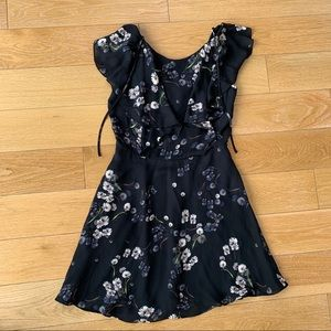 NWOT Juicy Couture Silk Dress